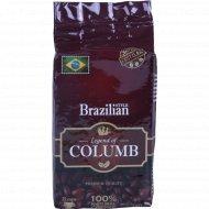Кофе молотый «Legend Of Columb» Brazilian 250 г.