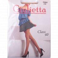Колготки женские «Giulietta» Class 40, daino.