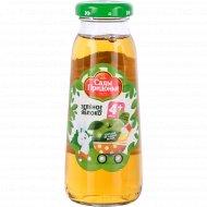 Сок «Сады Придонья» зелёное яблоко, 200 мл