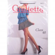 Колготки женские «Giulietta» Class 40, nero.