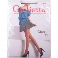 Колготки женские «Giulietta» Class, 40 den, размер 2, nero