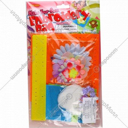 Игрушка-набор для детского творчества «Сумочка с вышивкой».