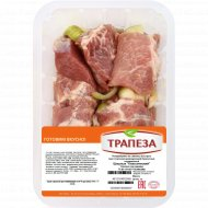 Шашлык из свинины «Классический» охлаженный, 1 кг., фасовка 0.7-1.1 кг