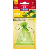 Ароматизатор сухой «Dr. Marcus» fresh bag lemon 20 г.