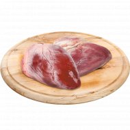 Сердце свиное, замороженное, 1 кг., фасовка 2-2.2 кг