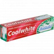 Зубная паста «Coolwhite» свежая мята, 100 мл.