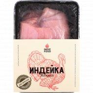 Полуфабрикат «Филе индейки малое» охлажденный, 1 кг., фасовка 0.8-1.2 кг