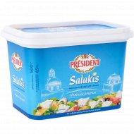 Сыр «President» салакис, 45%, 500 г