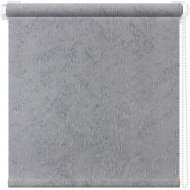 Рулонная штора «АС Март» Крисп, серый, 85х175 см