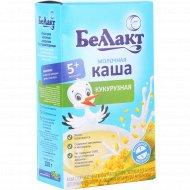 Каша кукурузная, молочная «Беллакт» 200 г.