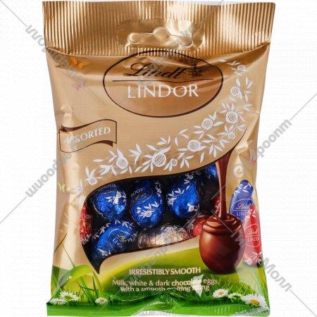 Конфеты шоколадные «Lindt» Lindor, ассорти, 100 г