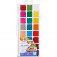 Краски акварельные «Классическая» медовая 24 цвета, без кисти.