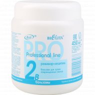 Бальзам для волос «Belita» Professional line, ревивор-лецитин, 450 мл