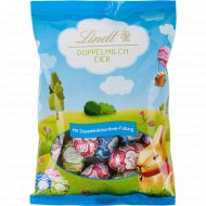 Шоколад молочный «Lindt» mini eggs, с мягкой начинкой, 100 г