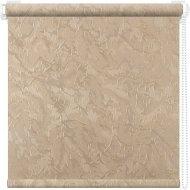 Рулонная штора «АС Март» Крисп, персик, 43х175 см