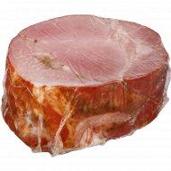 Продукт из свинины копчено-вареный «Рулет Калинковичский» 1 кг., фасовка 0.3-0.5 кг