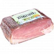 Корейка свиная «Greisinger» сырокопченая, охлажденная, 350 г