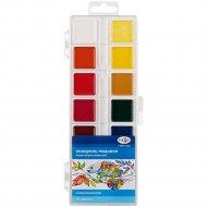Краски акварельные «Классическая» медовая 14 цветов, без кисти.