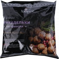 Фрикадельки «Хюгге» по-фински, замороженные, 500 г