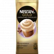 Кофейный напиток «Nescafe» Gold Cappuccino Chocolate, 22 г.