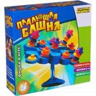 Настольная семейная игра «Падающая башня» Ф51235.