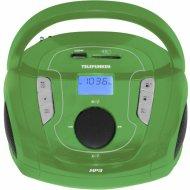 Магнитола «Telefunken» TF-SRP3471B Green.