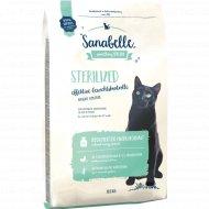 Корм для кошек «Санабелль» стерилизованный, 10 кг.