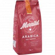 Кофе в зернах «Merrild Arabica» 1000 г