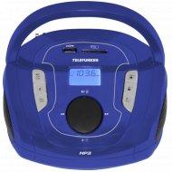 Магнитола «Telefunken» TF-SRP3471B Blue.