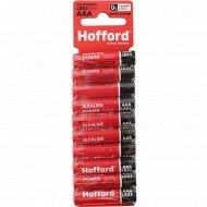 Элементы питания «Hofford» LR03, ААА, 1.5 V, 10 шт.