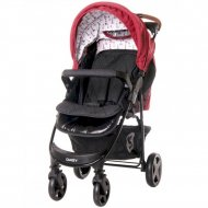 Детская коляска «Lorelli» Daisy Red-Black.