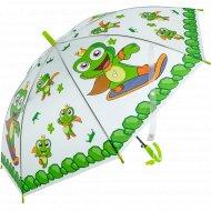 Зонтик-трость «Лягушка» детский