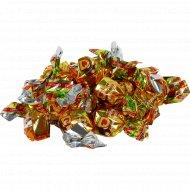 Конфеты «Мистерия вкуса» с ароматом апельсина и малины, 1 кг., фасовка 0.3-0.4 кг