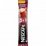 Кофейный напиток «Nescafe» со вкусом вишни 3 в 1, 13 г.