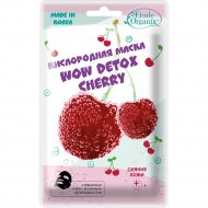 Маска кислородная «EorxWow Detox» cherry, 25 г.