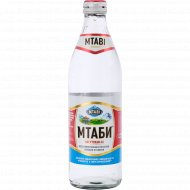 Вода минеральная «Мтаби» лечебно-столовая, 0.45 л
