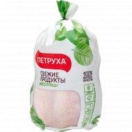 Тушка цыплёнка-бройлера охлаждённая 1 кг., фасовка 1.4-1.8 кг