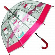 Зонтик-трость «Котик» детский.