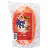 Губка банная «Tom & Jerry» 165х105х45 мм.