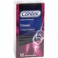 Презервативы «Contex» Classic, 12 шт