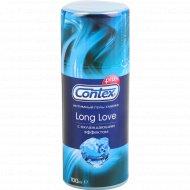 Гель - смазка «Contex» Long Love с охлаждающим эффектом, 100 мл.