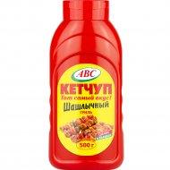 Кетчуп «АВС» шашлычний гриль, 500 г.