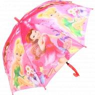 Зонт-трость от дождя полуавтомат детский.