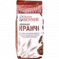 Мюсли «Dr.Benner» кранч-шоколад, 375 г.