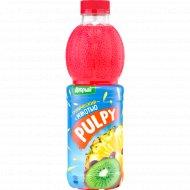Напиток сокосодержащий «Pulpy» смесь тропических фруктов, 900 мл.