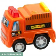 Машинка инерционная строительная «Zhorya» B1013297, 4 вида