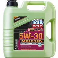 Масло «Liqui Moly» Molygen New Generation DPF, 5W-30, 21225, 4 л