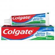 Зубная паста «Colgate» тройное действие, 50 мл.