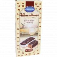 Торт вафельный «Шоколадница» топленое молоко, 180 г.