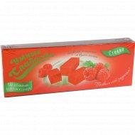 Конфеты желейные со вкусом малины 90 г.